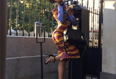 Rihanna Takes the Capital by Storm in Stella Jean, Tom Ford and Jason Wu