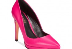 Charles by Charles David Plateau Platform Pumps: another pair of shoes I don't need (but will probably buy anyway)