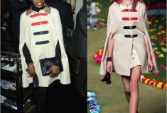 Estelle Rocks a Tommy Hilfiger Spring 2015 Cape: Get the Look