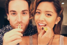 Burt's Bees and US the Duo collab on Lip Balm-'Flavored' Vine Songs