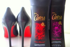 Caress Forever Collection Body Wash Gives You Fragrance Bursts for Up to 12 Hours!