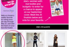 I'm a Finalist in the REDBOOK Real Women Style Awards 2015 – And I Need Your Votes!