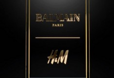 Balmain for H&M is Coming this November!