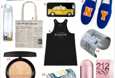 Holiday 2015: NYC Gift Guide