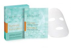 Go from Dull to Glow in Minutes with Patchology Illuminate FlashMasque 5 Minute Facial Sheets