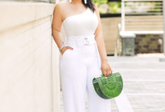 This July, Wear White – and Change the Cycle!