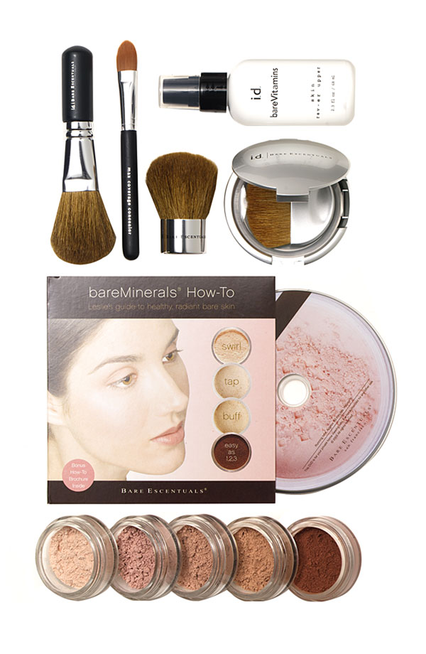Makeup Counter Makeover Bare Minerals