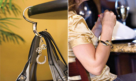 The Fumi Purse Hook What S Haute