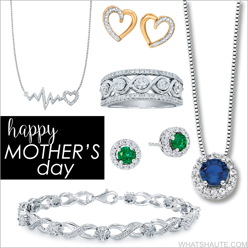 Celebrating Who Mom Is, With Kay Jewelers! - What's Haute™